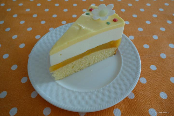 Pfirsich Maracuja Torte Die Kuchenzuckerschnecke