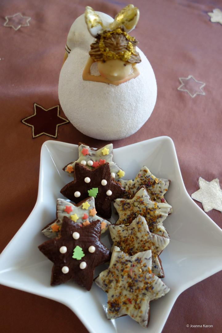 Weihnachtsgewürzsterne
