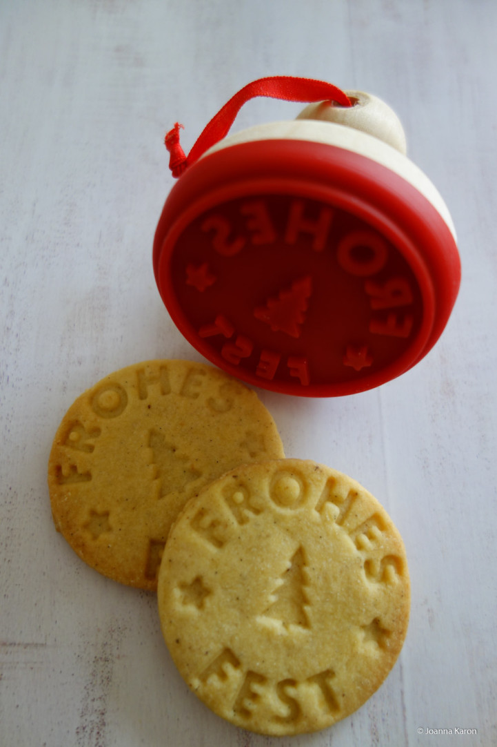 Stempel-Kekse