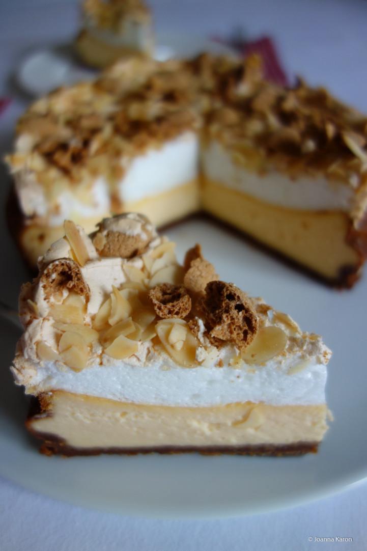 Amarettini-Cheesecake