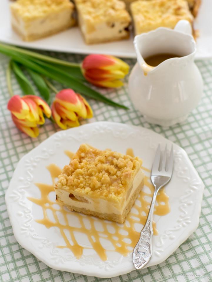 Birnen-Käse-Kuchen