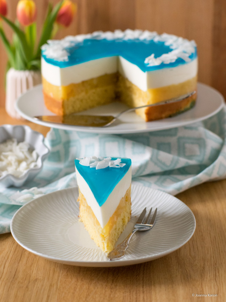 Swimmingpooltorte
