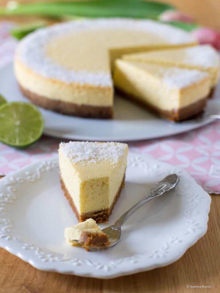 Mango-Cheesecake